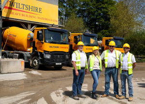 wiltshire concrete team